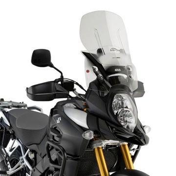 Resim Givi AF3105 Suzukı DL 1000 V-Strom (14-15) Motosiklet Rüzgar Siperliği