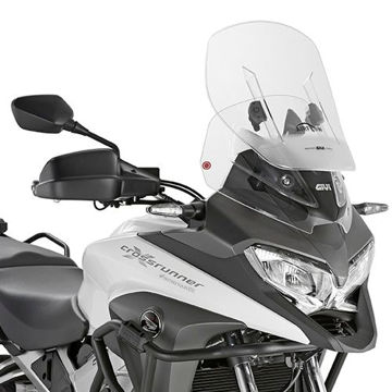 Resim Givi AF1139 Honda Crossrunner 800 (15) Motosiklet Rüzgar Siperliği