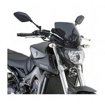 Resim Givi A2115 Yamaha MT-09 (13-15) Motosiklet Rüzgar Siperliği