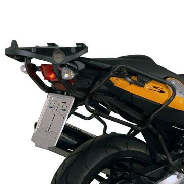 Resim Givi 687FZ Bmw F 800 S (06-15) Motosiklet Arka Canta Tasıyıcı