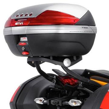 Resim Givi 451FZ Kawasaki Versys 650 (10-14) Motosiklet Arka Çanta Taşıyıcı