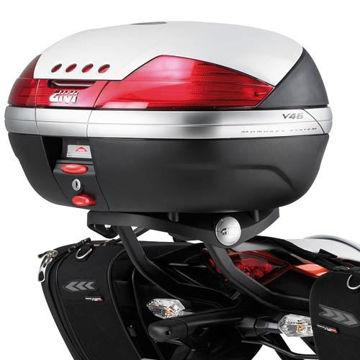 Resim Givi 450FZ Kawasakı Z 1000 (10-13) Motosiklet Arka Çanta Taşıyıcı