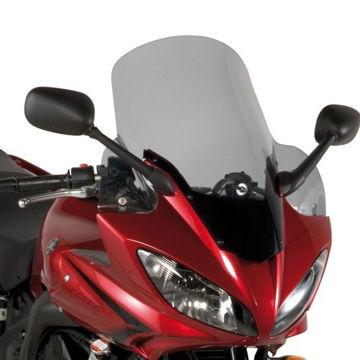 Resim Givi 440D Yamaha Fz6 Fazer S2 (07-11) Motosiklet Rüzgar Siperliği