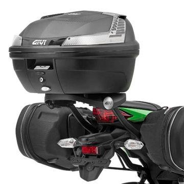 Resim Givi 4108FZ Kawasakı Ninja 300 (13-15) Motosiklet Arka Çanta Taşıyıcı