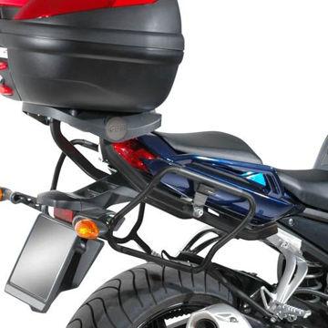 Resim Givi 359FZ Yamaha FZ1 Fazer 1000 (06-15) Motosiklet Arka Çanta Taşıyıcı