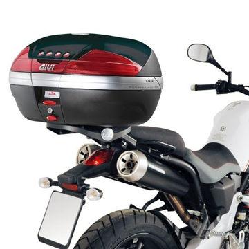 Resim Givi 356FZ Yamaha MT-03 600 (06-14) Motosiklet Arka Çanta Taşıyıcı
