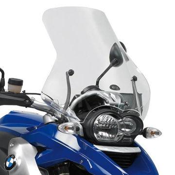 Resim Givi 330DT Bmw R 1200 GS (04-12) Motosiklet Rüzgar Siperliği