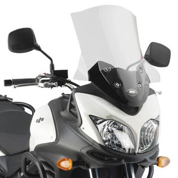 Resim Givi 3101DT Suzukı DL 650 V-Strom (11-15) Motosiklet Rüzgar Siperliği