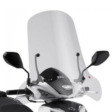 Resim Givi 297A Sym Symphony Sr 50-125-151 (10-15) Motosiklet Rüzgar Siperliği
