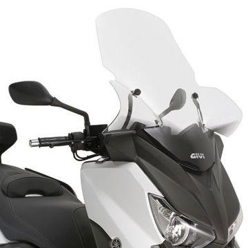 Resim Givi 2111DT Yamaha X-Max 125-250-400 (13-15) Motosiklet Rüzgar Siperliği
