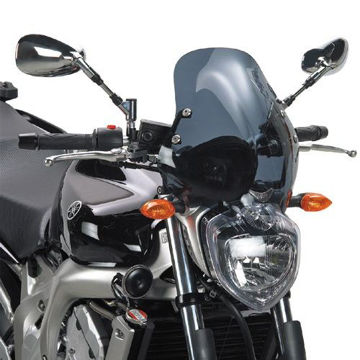 Resim Givi 140D Yamaha FZ6 (04-06) Motosiklet Rüzgar Siperliği