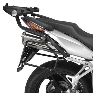 Resim Givi PL166 Honda VFR 800 VTEC (02-11) Motosiklet Yan Çanta Taşıyıcı