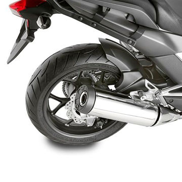 Resim Givi MG1127 Honda İntegra 750 (14-15) Motosiklet Zincir Muhafaza Ve Çamurluk
