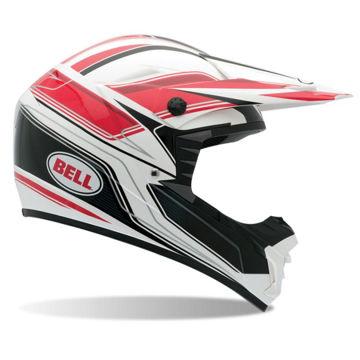 Resim Bell PS SX-1 Tracer Kapalı Motosiklet Kaskı Kırmızı
