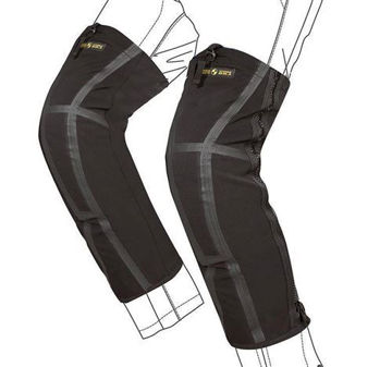 Resim Spidi Safety Snug Knee Motosiklet Dizlik