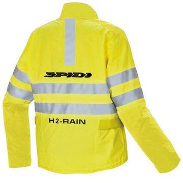 Resim Spidi H2 Life Rain Motosiklet Yağmurluk Takım