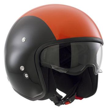 Resim AGV Hi-Jack Diesel Multi Motosiklet Kaskı Siyah Turuncu