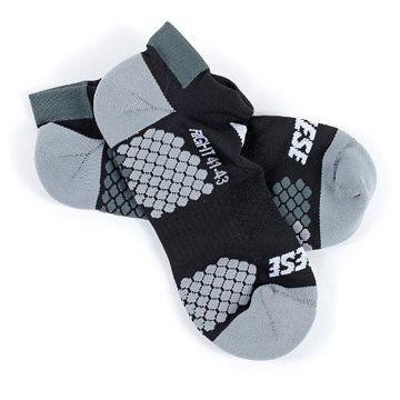 Resim Dainese D-Core Footie Sock Motosiklet Çorabı Siyah Gri