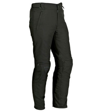 Resim Dainese New Galvestone Gore-Tex Bayan Motosiklet Pantolonu Siyah