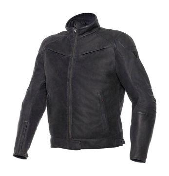 Resim Dainese Black Hawk Motosiklet Ceketi Siyah