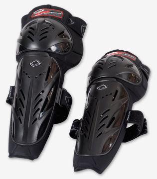 Resim Ufo Limited Motosiklet Diz Koruması Siyah
