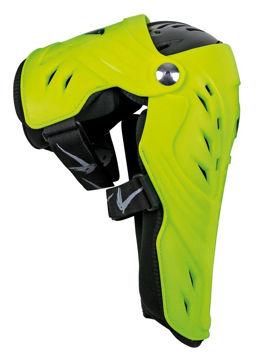 Resim Ufo Syncron Motosiklet Diz Koruması Sarı