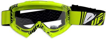 Resim Ufo Bullet Motosiklet Gözlüğü Yeşil