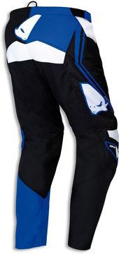 Resim Ufo Cluster Motosiklet Pantolonu Mavi Siyah