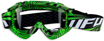 Resim Ufo Nazca Evolution 2 Motosiklet  Gözlüğü Yeşil