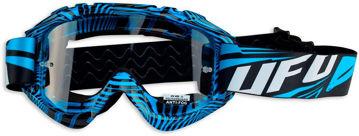 Resim Ufo Nazca Evolution 2 Motosiklet  Gözlüğü Mavi