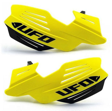 Resim Ufo Vulcan Motosiklet Elcik Koruması Sarı