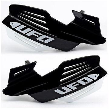 Resim Ufo Vulcan Motosiklet Elcik Koruması Siyah
