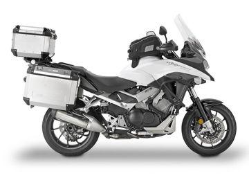 Resim Kappa KAF1139 Honda VFR 800X Crossrunner (15) Motosiklet Rüzgar Siperlik
