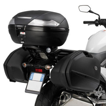 Resim Kappa KR1139 Honda VFR 800X Crossrunner (15) Motosiklet Arka Çanta Taşıyıcı