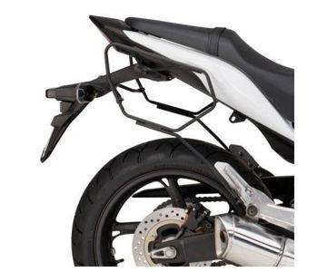 Resim Kappa TE1111K Honda NC700 S-X (12-13) - NC750 S-X -NC750 S-X DCT (14-15) Motosiklet Yan Kumaş Çanta Taşıyıcı