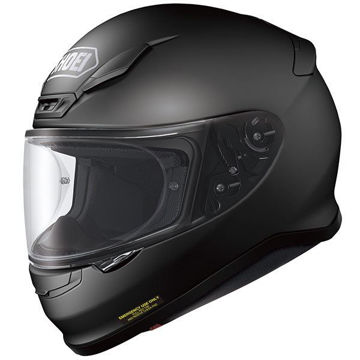 Resim Shoei NXR Motosiklet Kaskı Mat Siyah