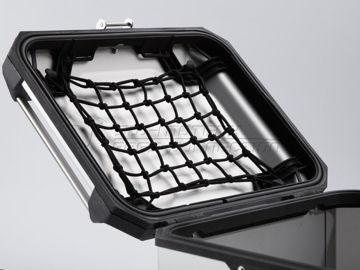 Resim SW-Motech Aliminyum Yan Çanta İçi File Siyah