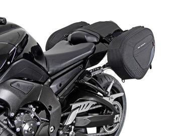 Resim SW-Motech Blaze Panniers Yamaha FZ1/Fazer1 Fazer/FZ8/FZ8 Fazer Yan Çanta Takımı