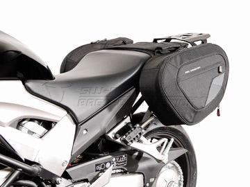 Resim SW-Motech Panniers Honda VFR 800X Crossrunner (11-) Yan Çanta Takımı