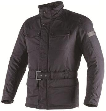 Resim Dainese Advisor Gore-Tex Motosiklet Ceketi Siyah