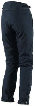 Resim Dainese Galvestone D1 Bayan Gore-tex Motosiklet Pantolonu Siyah