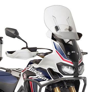 Resim Givi AF1144 Honda CRF1000 Africa Twin (16) Motosiklet Rüzgar Siperlik