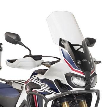 Resim Givi D1144ST Honda CRF1000 Africa Twin (16) Motosiklet Rüzgar Siperlik