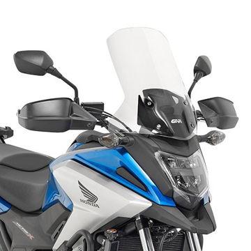 Resim Givi D1146ST Honda NC750X (16) Motosiklet Rüzgar Siperlik