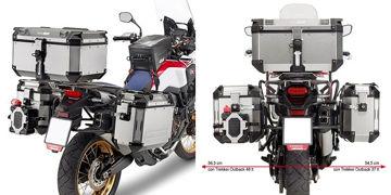 Resim Givi PL1144CAM Honda CRF1000 Africa Twin (16) Motosiklet Yan Çanta Taşıyıcı