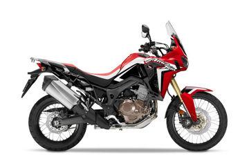 Resim Givi SR1144 Honda CRF1000 Africa Twin (16) Motosiklet Arka Çanta Taşıyıcı