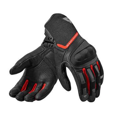 Resim Revit Striker 2 Motosiklet Eldiveni Siyah-Kırmızı