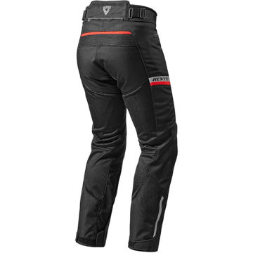 Resim Revit Tornado 2 Motosiklet Pantolonu Siyah