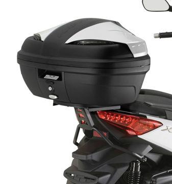 Resim Kappa KR2117M Yamaha X-MAX 125-250 (14-15) Arka Çanta Taşıyıcı
