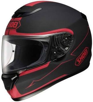 Resim Shoei Qwest Bloodflow TC-1 Motosiklet Kaskı